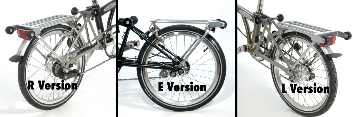 All Models of Bikes w/ Nitto Rack