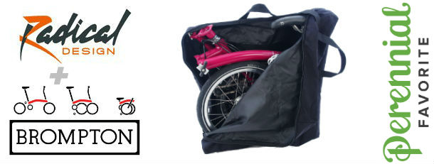 Transport Bag for Brompton by Radical Design