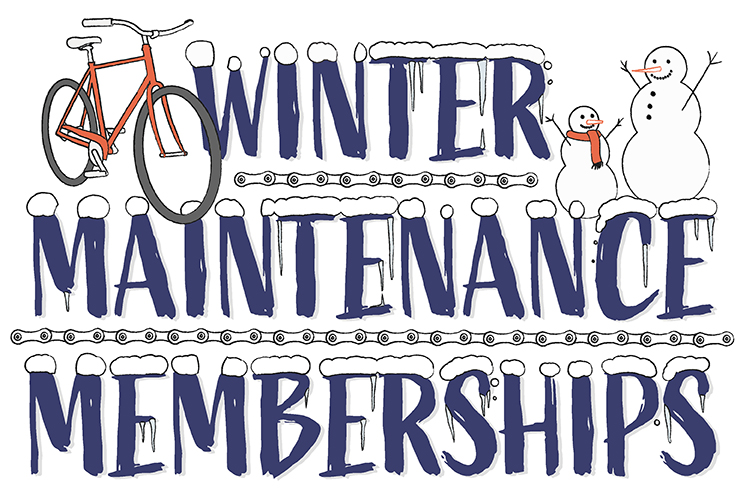 Winter Maintenance Memberships