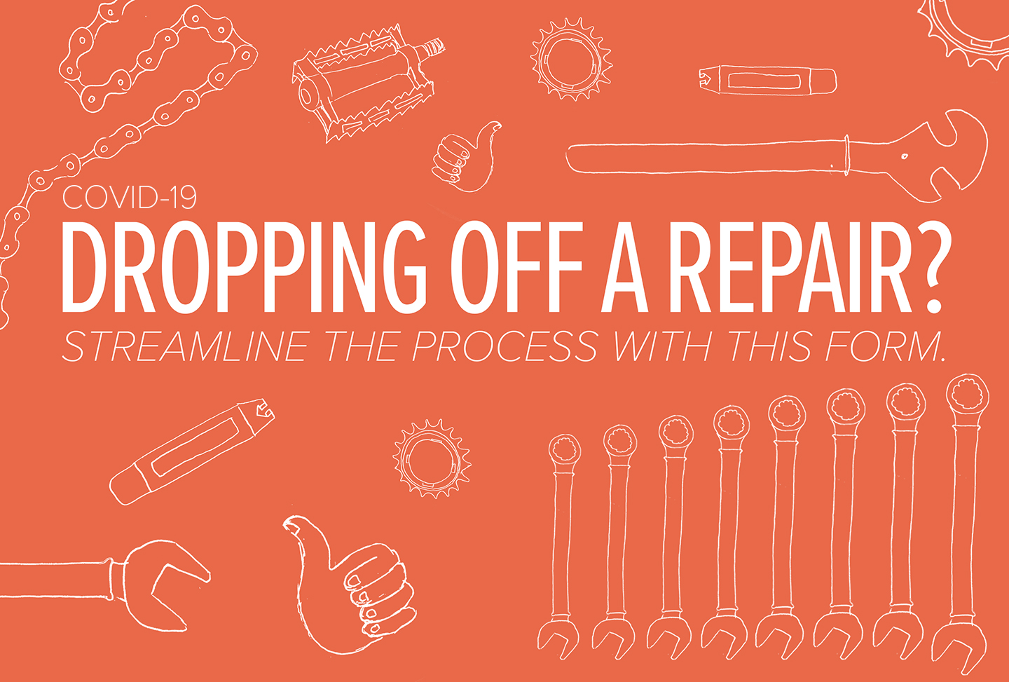 Repair Drop-Off Form