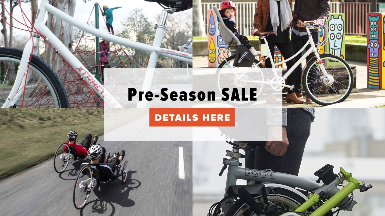 Pre-Season Sale at Perennial Cycle in Minneapolis