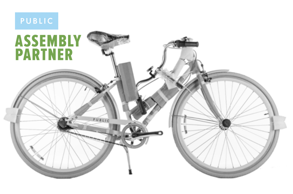 Perennial Cycle is a Minneapolis-based Public Bikes Assembly Partner