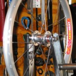 Phil Wood Wheel for Brompton