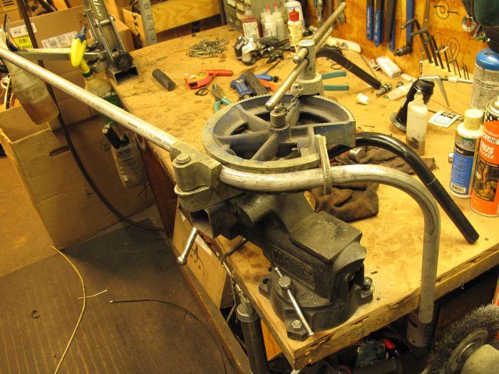Customized riser and handlebar set up