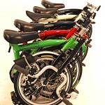 Brompton Bicycle Photo Shoot