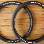 Schwalbe Kojak on Brompton Folding Bicycle