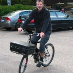 Marlin's Cargo Bike
