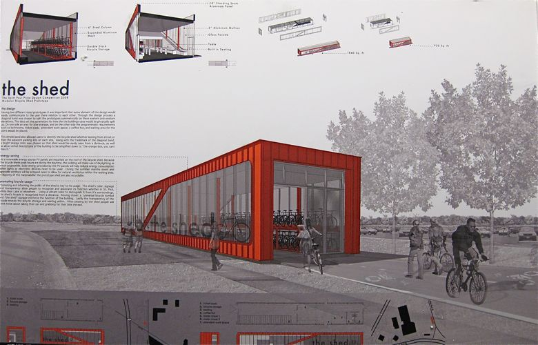The St. Paul Prize Design Competition 2008