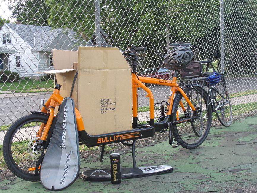 L v H Bullitts @ Calhoun Cycle