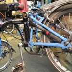 Brompton Bike Bushing Repair