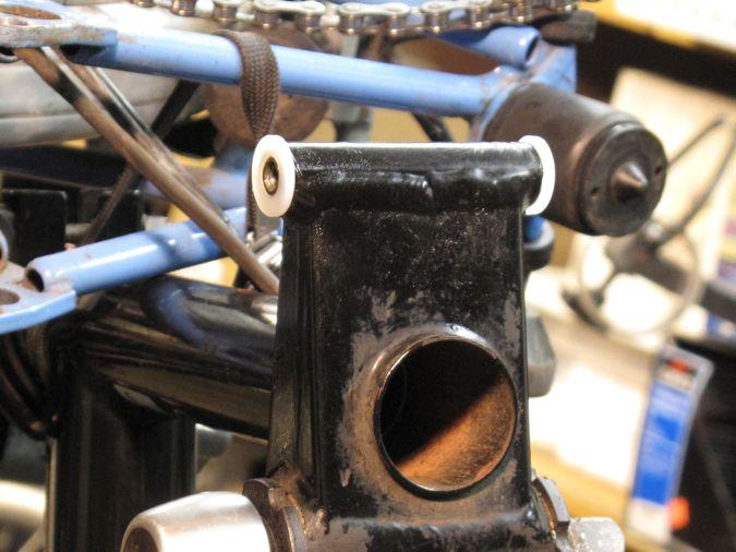 Brompton Bike Bushing Repair