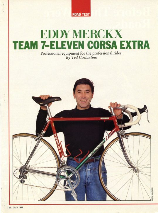 Curt Goodrich's Eddy Mercxx