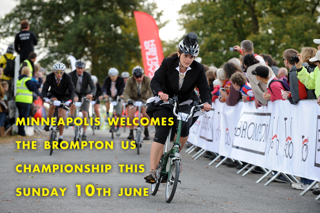 Brompton US Championship • 2012 • Sunday, June 10