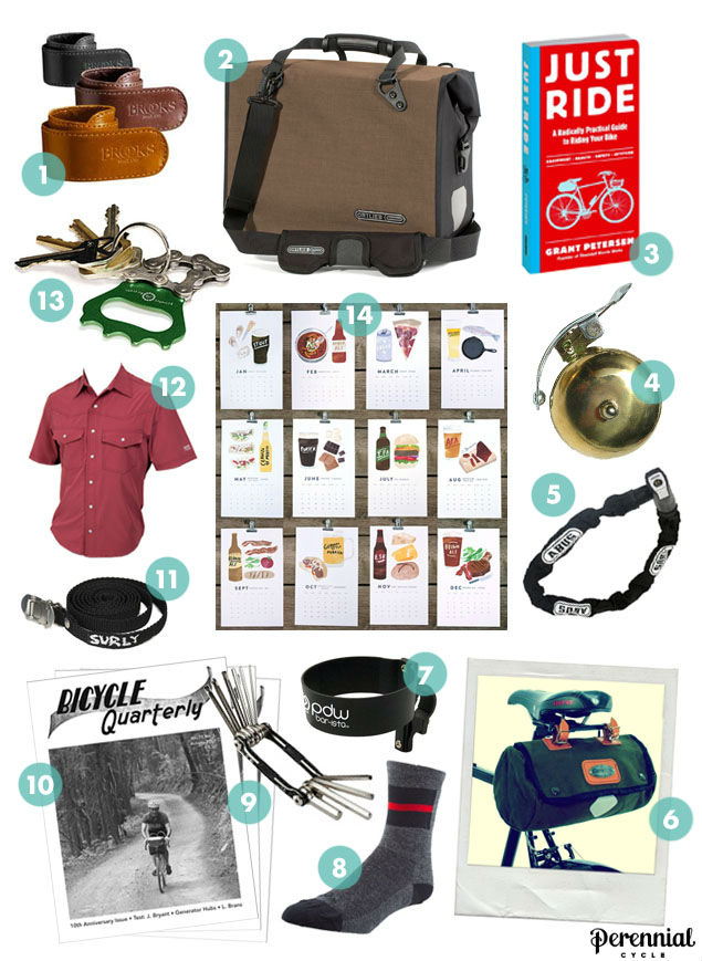 Calhoun Cycle's Holiday Gift Guide for Dad