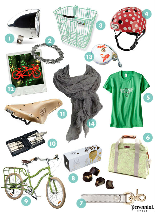 Calhoun Cycle Holiday Gift Guide for Mom