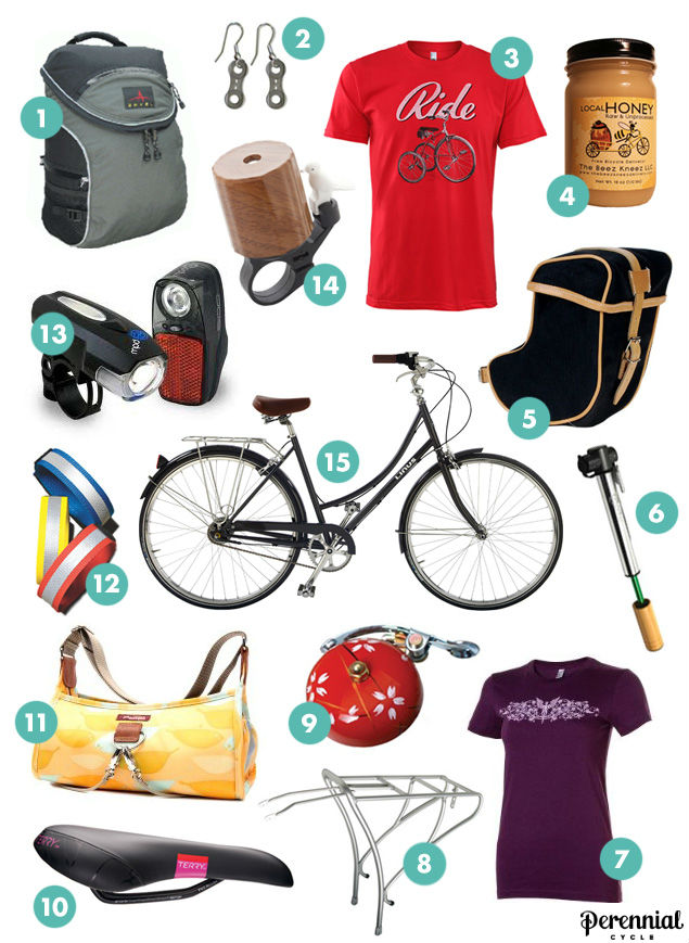 Valentine Gift Guide at Calhoun Cycle