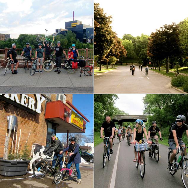 Calhoun Cycle Group Rides
