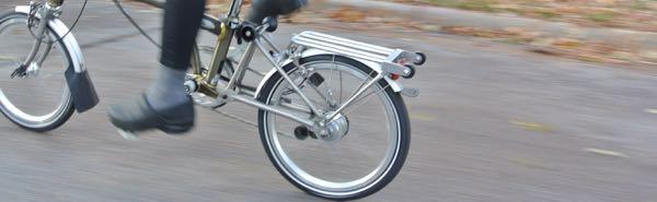 Nitto Rack for Brompton Folding Bicycles