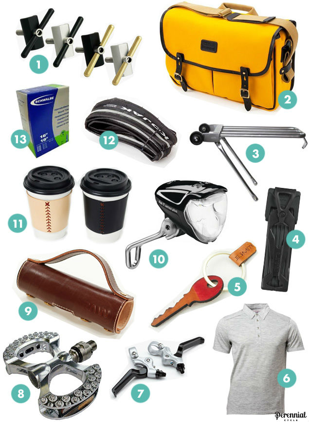 Brompton Gift Guide 2014 by Calhoun Cycle