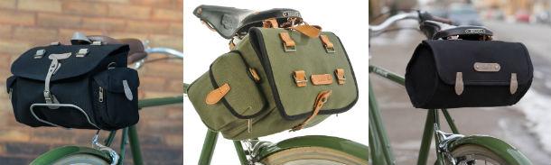 Zimbale Bike Bags